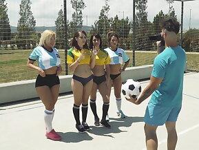 Soccer sluts